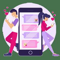 sevgililer günü sms mesajları
